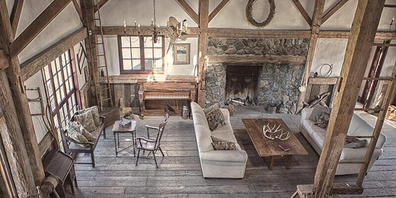 Figueroa Mountain Farmhouse Rent Exclusive Retreat