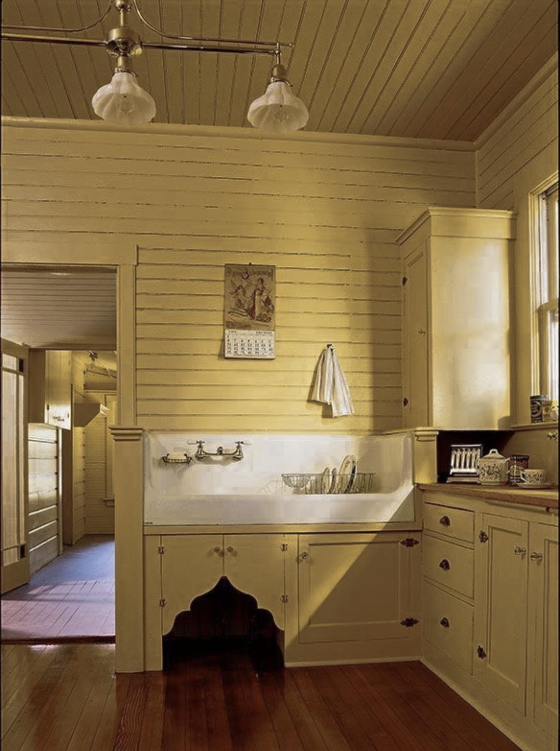 This kitchen has been saved on my Pinterest for YEARS. I just mirrored it and changed the yellow tone to be closer to what I am envisioning.
