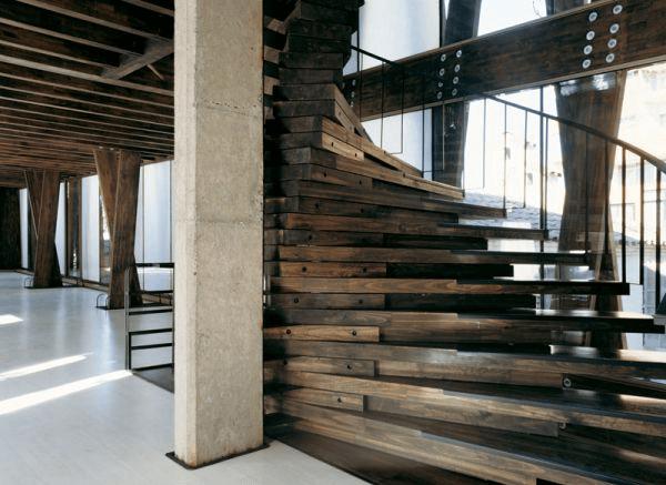 32 Farmhouse Staircase Decor Ideas Farmihomie Home Decor And | Modern Farmhouse Stair Railing | Contemporary | Design Small House | Simple 2Nd Floor Railing Wood Stairs Iron Railing Design | Vintage Farmhouse | Wire