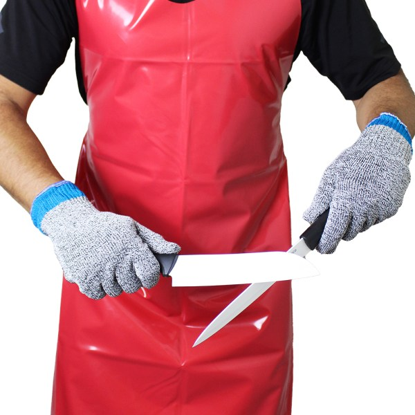guantes para cortes
