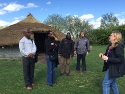 Discussing Bronze Age Farming at Flag Fen