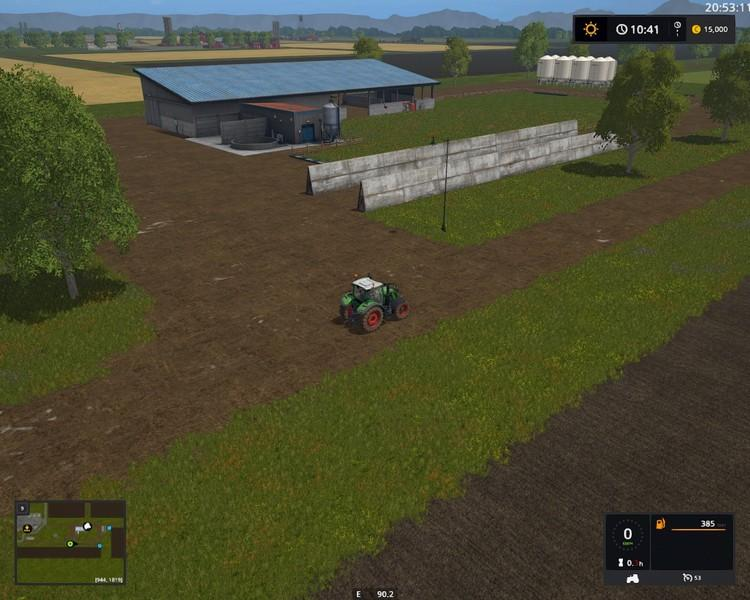 WESTBRIDGE HILLS FLAT MAP V1 2   Farming simulator 2017 mods   Ls     Converted Westbridge Hills map from FS15 to FS17