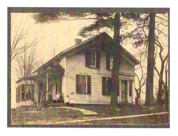 Hawkins / Hillier / Westfall home