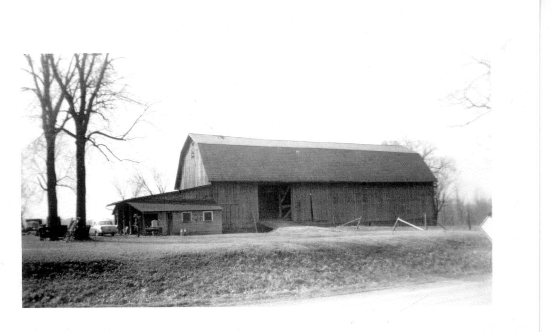 Hickox barn