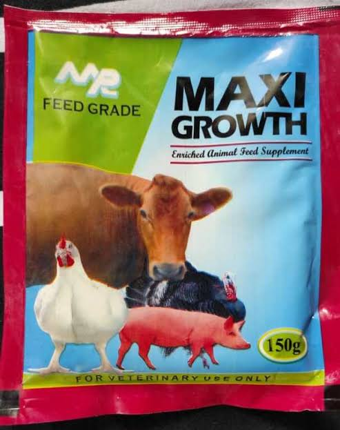 Maxi-Growth -100G Growth Promoters