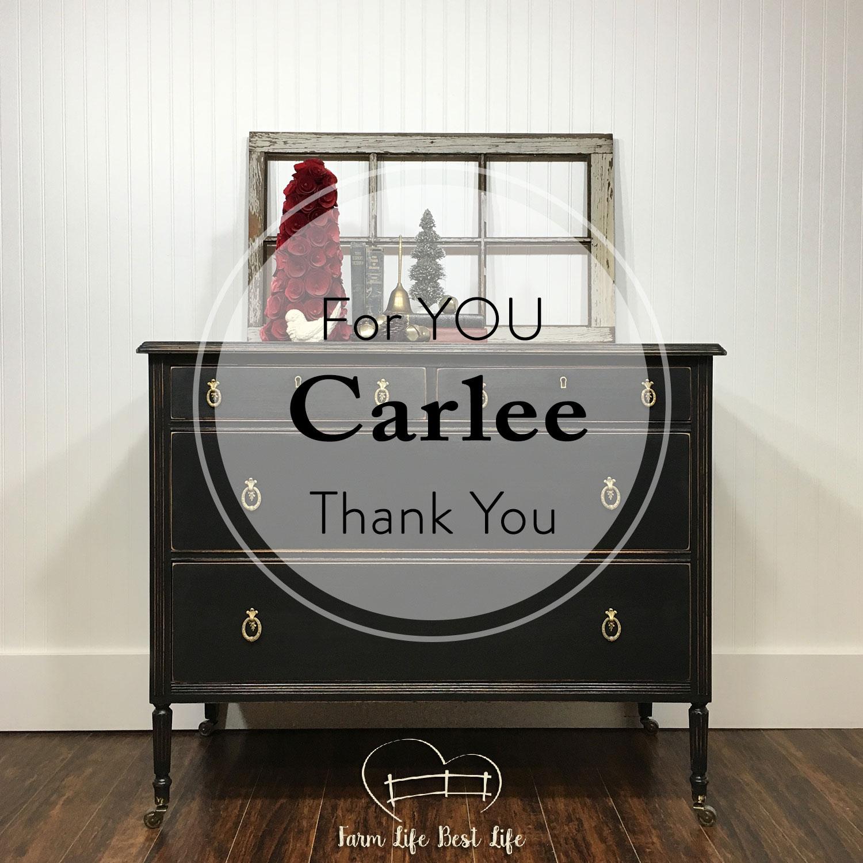dresser-CARLEE