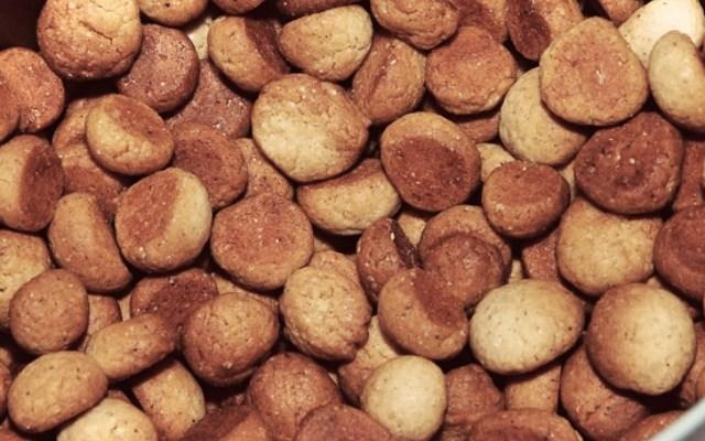 Pebernødder (Fra Asentoft Kro)