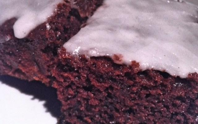 Mors Chokoladekage