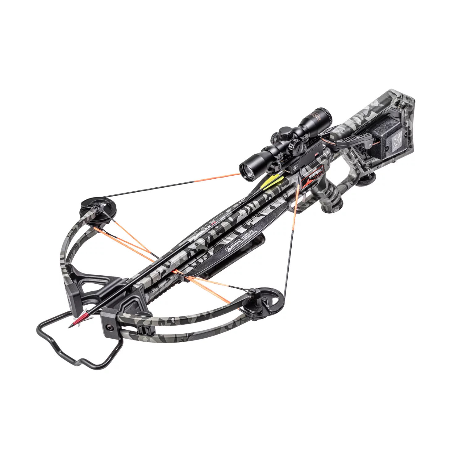 Wicked Ridge Crossbow Invader 400 Acudraw With Pro View