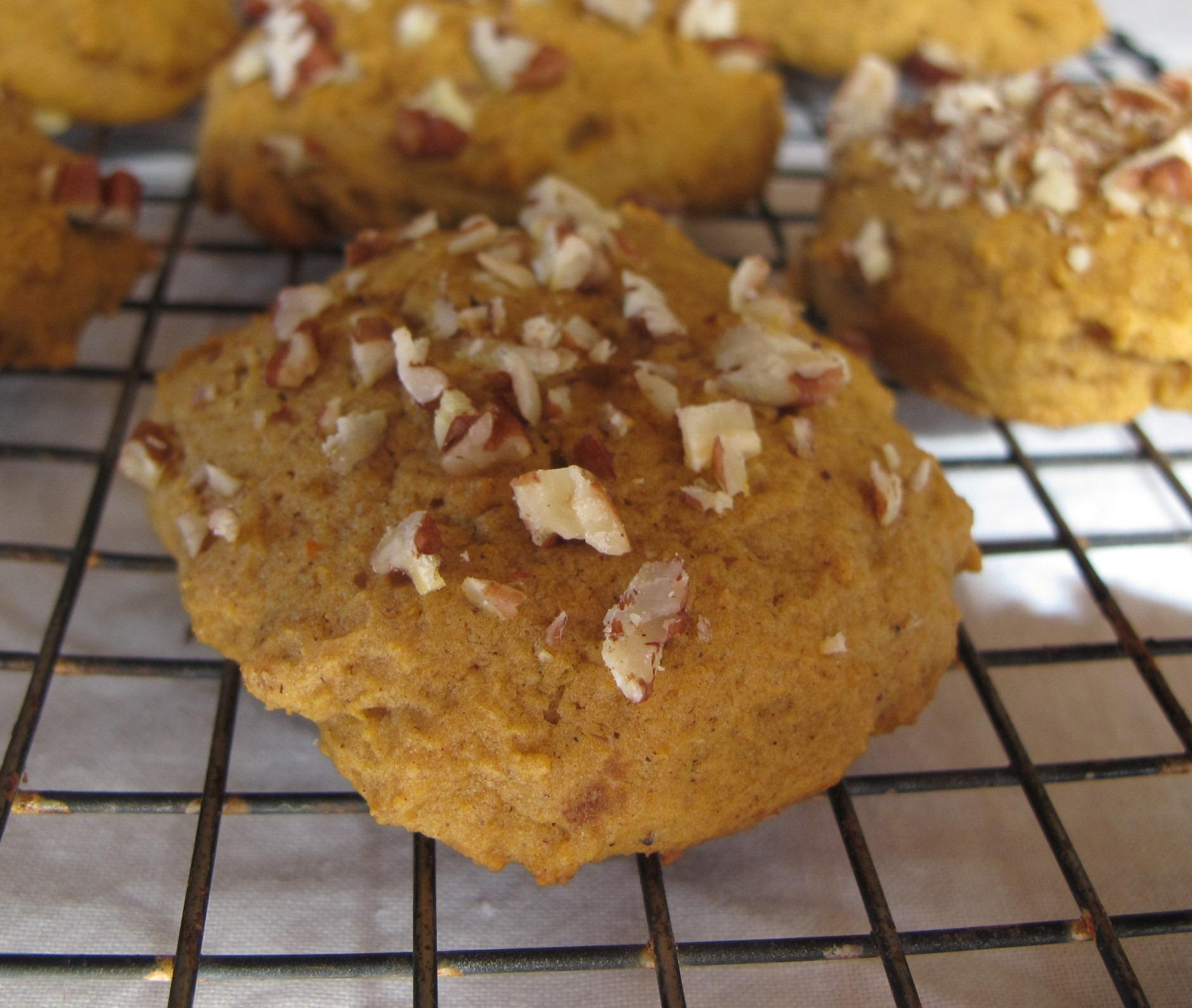 Pumpkin-Brown Butter Top of Chai Spice Whoopie Pie