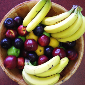 Fruit Bowl Program
