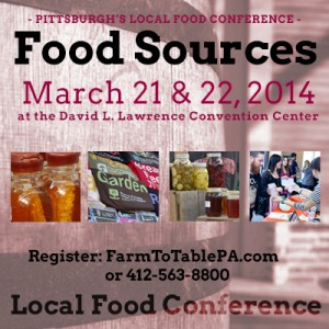 Pittsburgh Local Food Conference