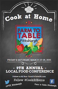 2015 Farm to Table Conference Program Online