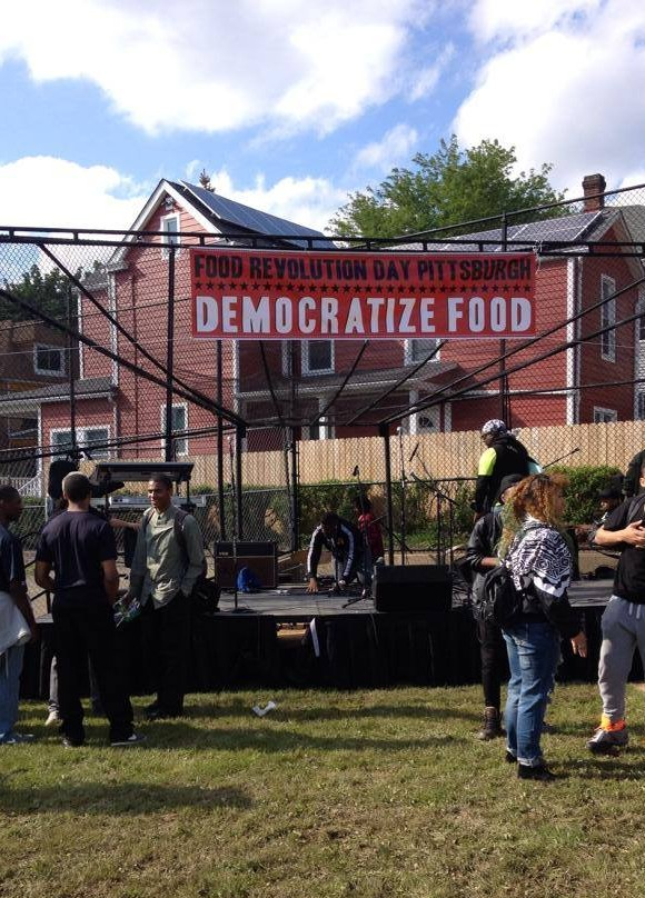 Food Revolution Day Pittsburgh 2014