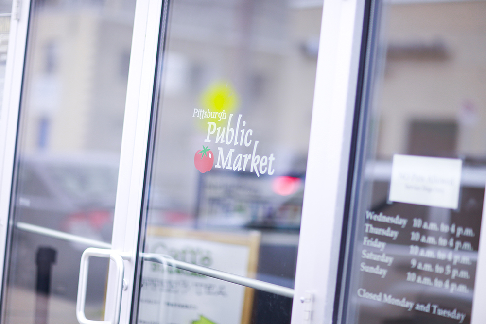 July 30th: Potential Vendor Open House at Pittsburgh Public Market