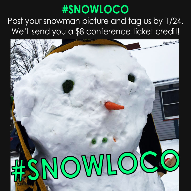 Go #SnowLoco