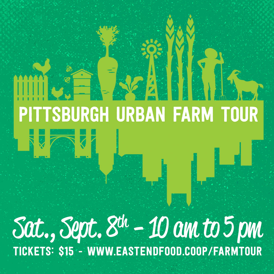 East End Food Co-Op – Pittsburgh Urban Farm Tour