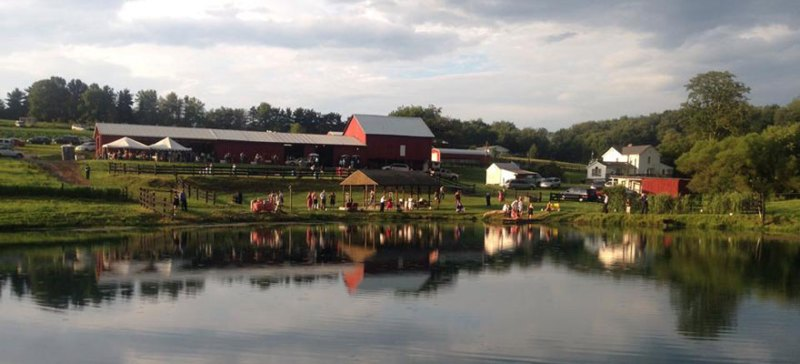 EVENT: Barn at Soergel Hollow Amish Donut sale and Craft show
