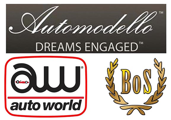 RESIN AUTOMOBILES by Automodello, auto world & Best of Show!