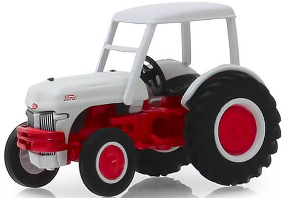 1947 Ford 8N Tractor with Canopy