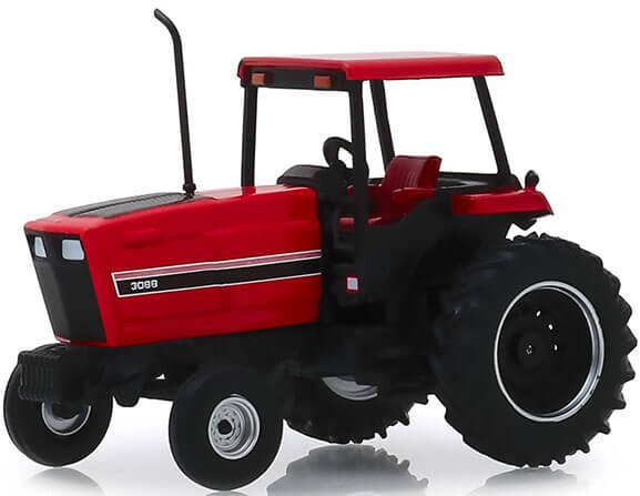 1982 3088 Tractor with 4-Post ROPS & Canopy