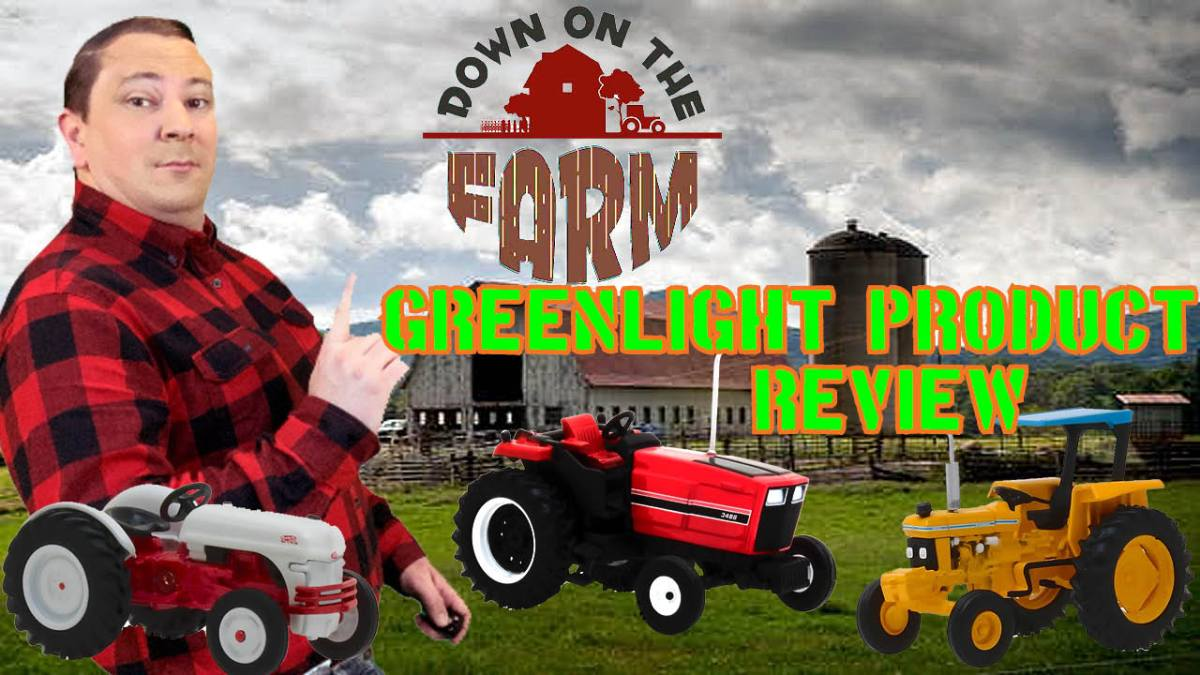 Down on the Farm Series 2 in 1:64th Scale by Greenlight Collectibles – Product Review