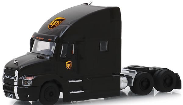 2019 Mack Anthem Truck Cab for UPS