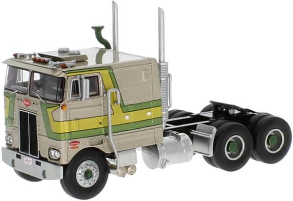 "Neo Scale Models Resin & Diecast 1:64th Scale 1979 Peterbilt Model 352 110"" BBC Semi-Tractor"
