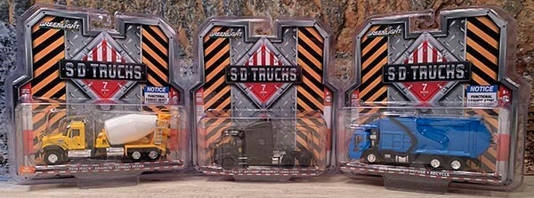 S-D Trucks Series 7 in Package