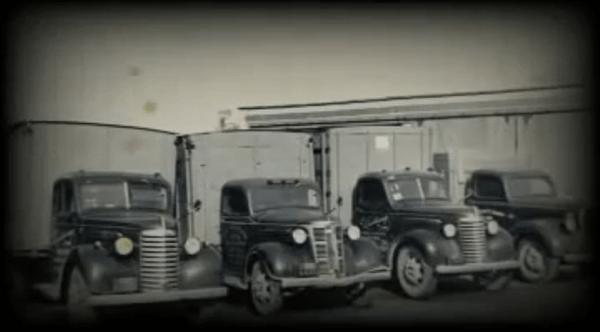 Original 4 Kreilkamp Livestock Trucks