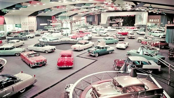1955 GM Motorama