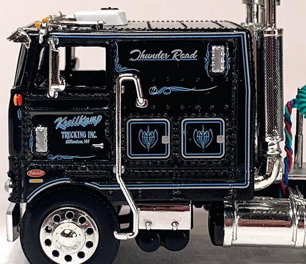 Black Pete 352 Kreilkamp Trucking