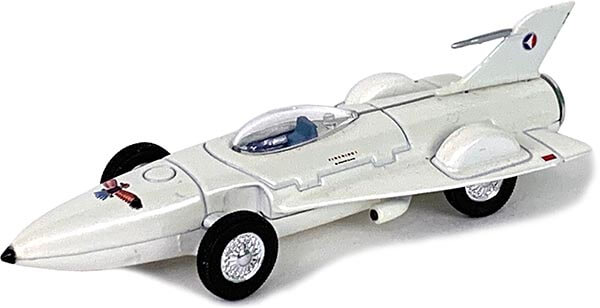 "Norev 1953 XP-21 ""GM Firebird I Turbine Concept Car"""