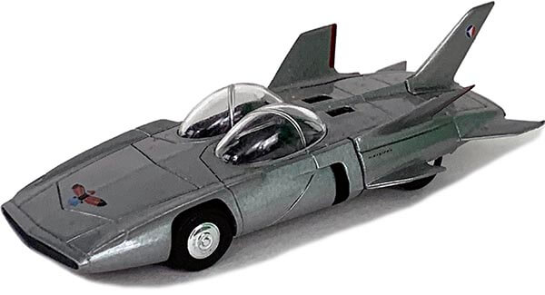 "Norev 1959 XP-73 ""GM Firebird III Turbine Concept Car"""