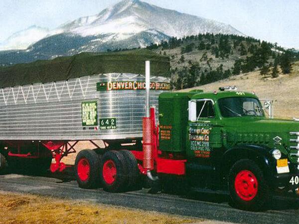 Denver Chicago Diamond T 921