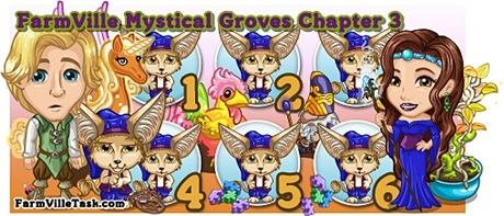 FarmVille Mystical Groves Chapter 3