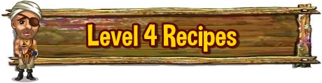 Tinkers Cabin Level 4 Recipes