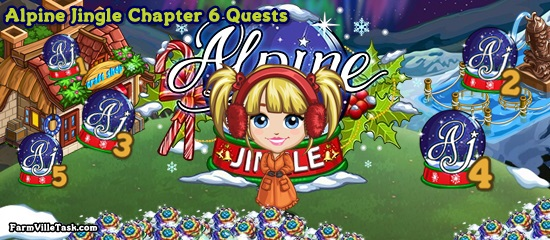 Alpine Jingle Chapter 6 Quests