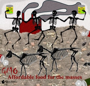 GMO Labeling Dance