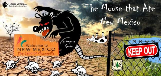 Mousezilla invades New Mexico