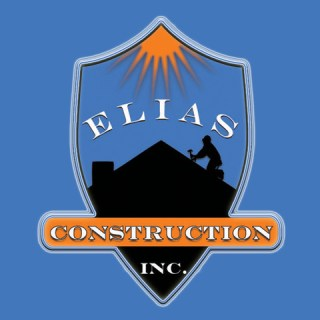 Elias Construction custom logo Brand Creation