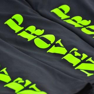 Crossfit Proven custom heat pressed training gear