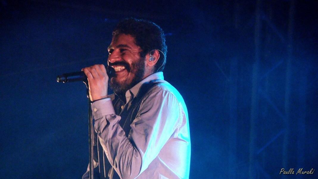 Criolo, na 1ª edição do Coala Festival, em São Paulo - Fotos Paulla Muraki