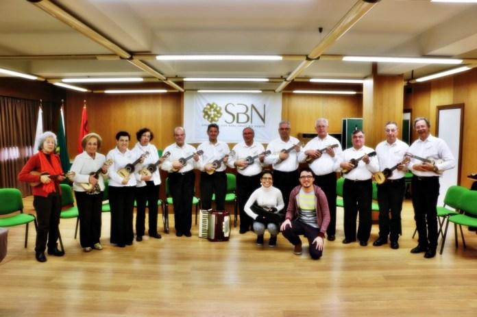 Grupo de Cavaquihos do Sindicato dos Bancários do Norte