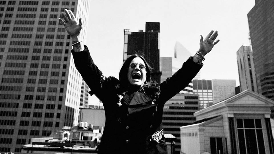 Ozzy Osbourne, que se apresenta em São Paulo em 25 de abril - Fotos: Facebook