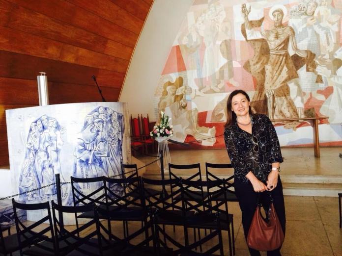 Cláudia Sousa Leitão - Facebook