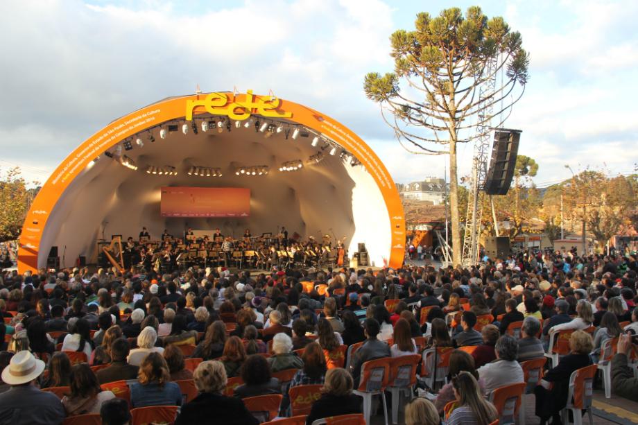 Edição de 2016 bateu recordes de público, segundo organizador do festival, Arthur Nestrovski