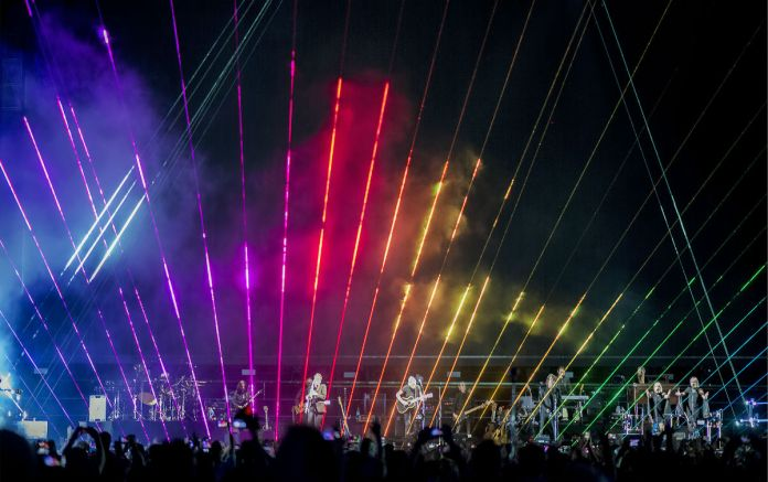 Show de Roger Waters - Foto: Al Case