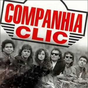 """Capa do LP """"Companhia Clic"""" (1989)"""