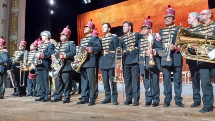Banda Sinfônica de São Paulo, encerrada por falta de recursos